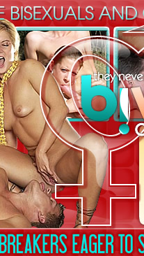 Exclusive bi-orgies with the sexiest girls and the hottest guys going wild!